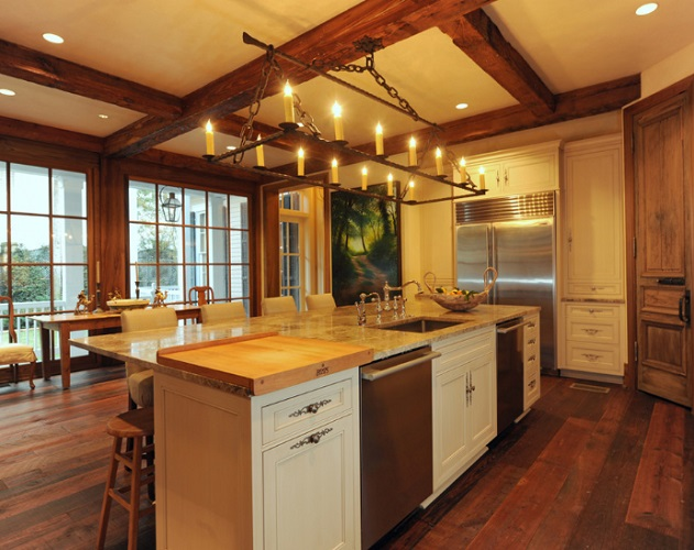 Garden District Renovation by Brian Gille Architects, Ltd.