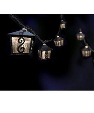Gemmy Metal Lanterns Mini String Lights 40114 0 2 300x360