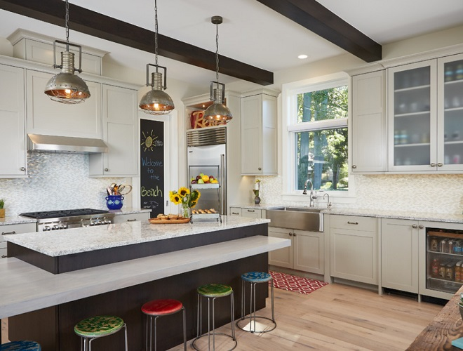 Lakefront Living VII by Mike Schaap Builders