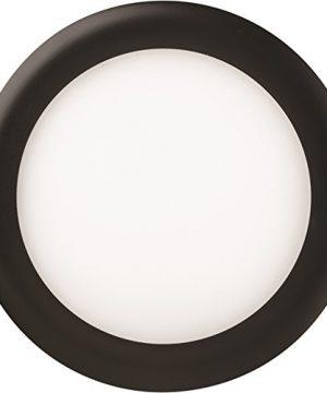 Lithonia Lighting WF6 30K40K50K 90CRI MB M6 LED Color Temperature Selectable Ultra Thin Recessed Downlight 3000K 4000K 5000K Black 0 0 300x360