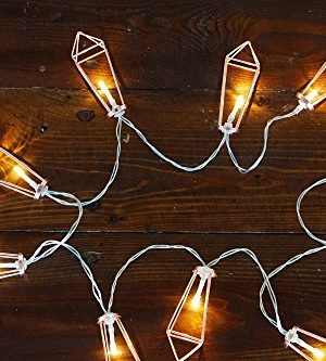 LuxLumi Diamonds Are Forever Rose String Lights Gold Wire Caged Soft White 20 LED For Rustic Bedroom Nursery Dorm Home Dcor Teen Kids Baby Bridal Shower 4th Of July Pack Of 2 0 5 300x333
