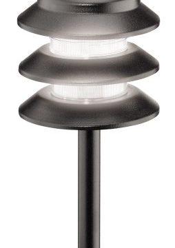 Malibu 8301 9202 01 Metal Tier Light Black 0 254x360