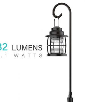 Malibu Harbor Collection LED Pathway Light LED Low Voltage Landscape Lighting Hanging Pathway Lights Dual Use Shepherd Hook Lights For Driveway Yard Lawn Pathway Garden 8422 4110 01 0 300x360
