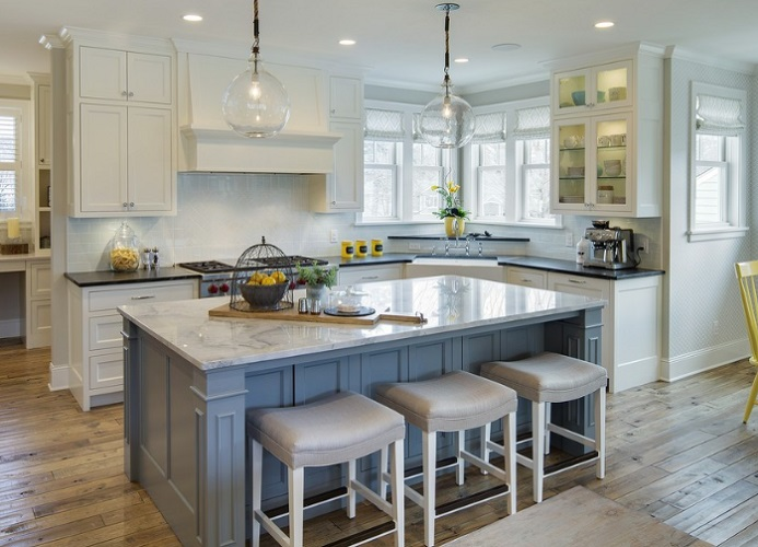 Minneapolis Transitional by Filament Lighting & Home