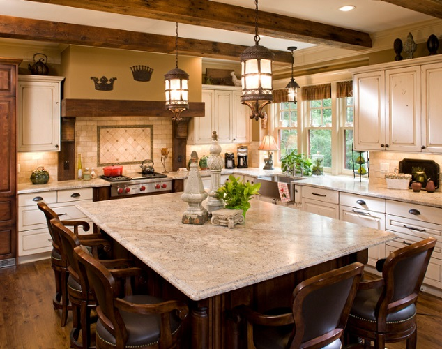 North Oaks - Traditional New Home by Michels Homes
