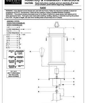 Progress Lighting P5400 31 1 100W MED Post Lantern Black 0 4 300x360