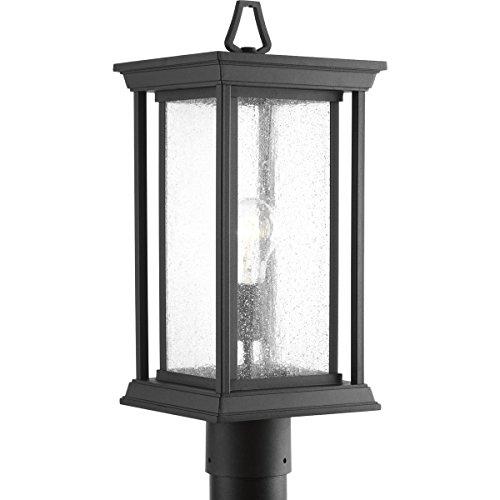 Progress Lighting P5400 31 1 100W MED Post Lantern Black 0
