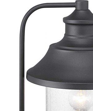 Progress Lighting P540019 031 Weldon Collection One Light Post Lantern Black 0 0 300x360