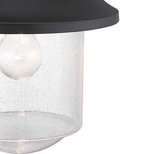 Progress Lighting P540019 031 Weldon Collection One Light Post Lantern Black 0 1