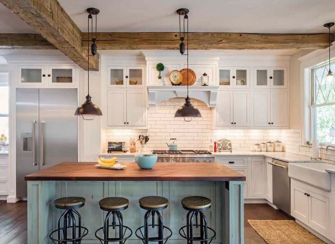 Shiloh Cabinetry by Designs by Karen