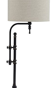 Signature Design By Ashley Anemoon Table Lamp Industrial Vintage Style Black 0 219x360
