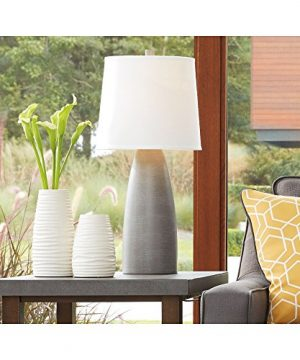 Signature Design By Ashley Shavontae Table Lamps Set Of 2 Modern Contemporary Gray 0 3 300x360