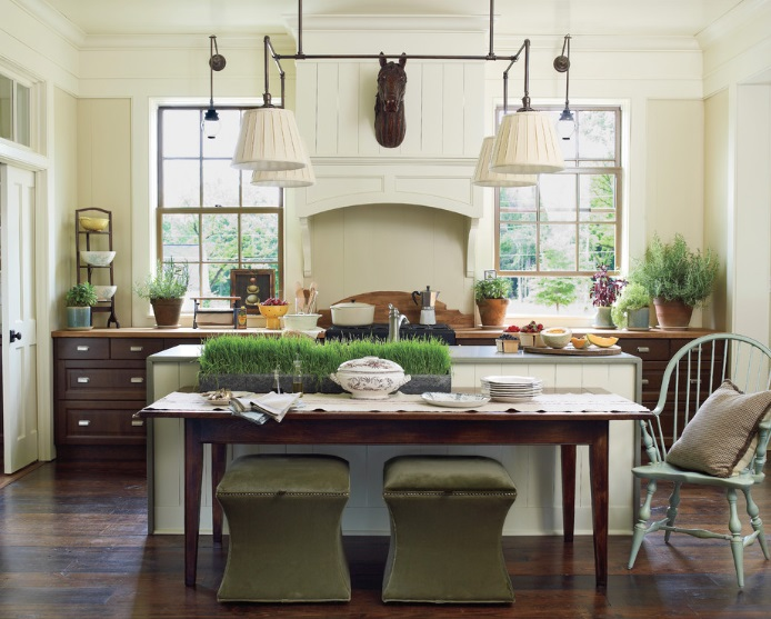 Southern Living Idea House by Insidesign