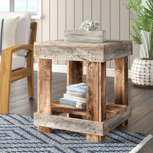 Sudbury+Solid+Wood+End+Table+with+Storage