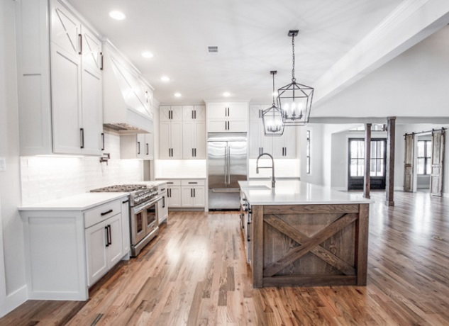 The Rustic Modern by House Sprucing