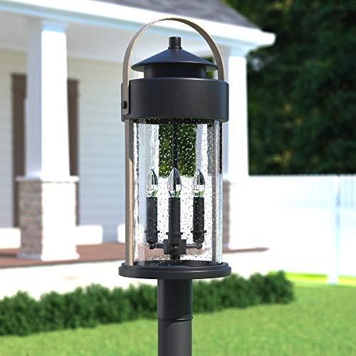 Outdoor Photocell Lamp Post