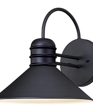 Westinghouse Lighting 6204400 Watts Creek Wall Lantern Textured Black Finish On Steel 0 300x360