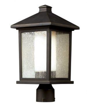 Z Lite 524PHB Outdoor Post Light 0 300x360