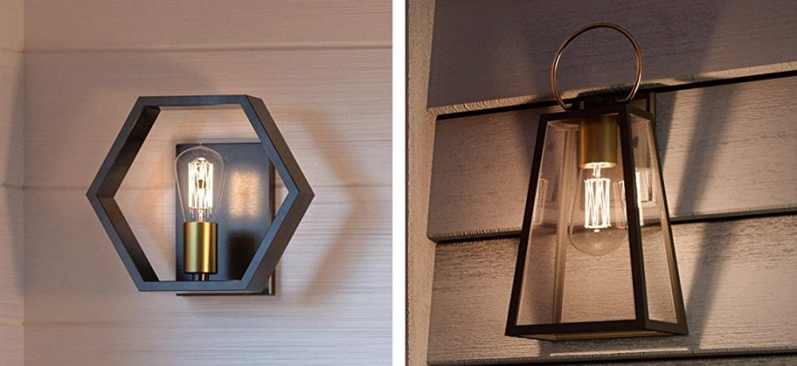 farmhouse wall sconce lights