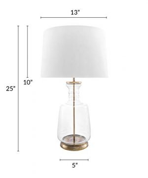 NuLOOM Home RJT01AA Perkins Table Lamp 24 Height Gold 0 1 300x360