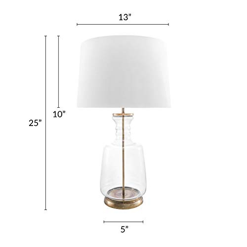 NuLOOM Home RJT01AA Perkins Table Lamp 24 Height Gold 0 1