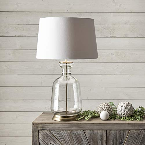 NuLOOM Home RJT01AA Perkins Table Lamp 24 Height Gold 0