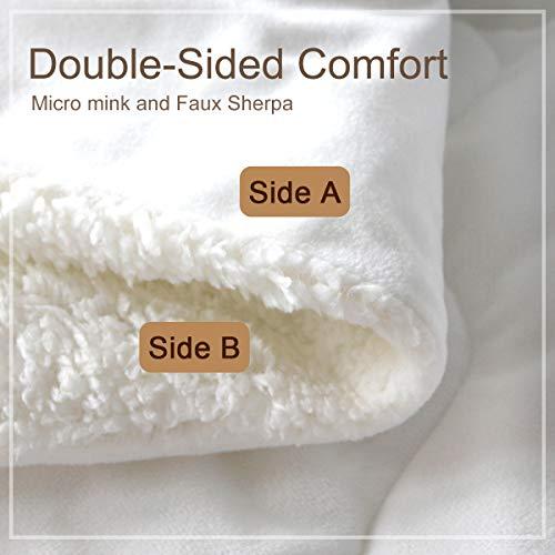 ARIGHTEX Super Soft Sherpa Comforter Bed Set 3D Lightweight Fuzzy Duvet Blankets Polyester Filler Bedspreads With 2 Pillow Shams Orange Fox Twin 0 0