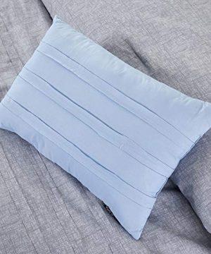 Amrapur Overseas 10 Piece Bryan Printed Comforter Set Queen Grey 0 2 300x360