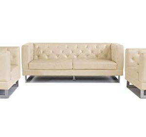 Beige Zeta Tufted Sofa Set With Armchairs 0 300x281