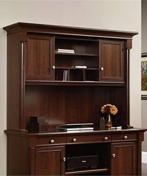 Bowery Hill Hutch In Cherry 0 300x360