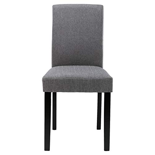 Chairs For Dining Room 6 Mid Century Modern Fabric Upholstered Dining Chairs 0 1