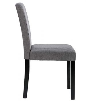 Chairs For Dining Room 6 Mid Century Modern Fabric Upholstered Dining Chairs 0 2 300x360