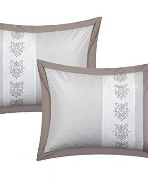 Chic Home Clayton 10 Piece Comforter Set King Beige 0 2 300x360