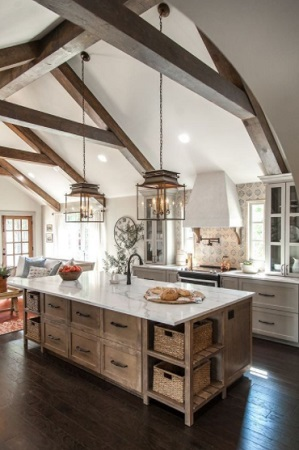 Farmhouse Kitchen Ideas 2 by Everingham Design