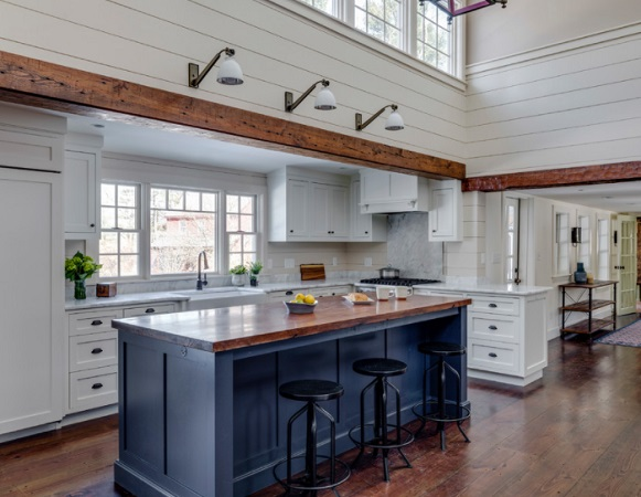Farmhouse Renovation by Platt Builders