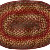 Homespice Cider Barn Braided Placemat Set Of 4 0 100x100