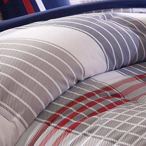 Intelligent Design Caleb 5 Piece Comforter Set FullQueen Blue 0 1