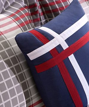 Intelligent Design Caleb 5 Piece Comforter Set FullQueen Blue 0 3 300x360