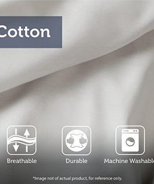 Madison Park Lillian 100 Cotton Comforter Bohemian Fringe Tassel Trim Border Shabby Chic All Season Bed Set With Matching Sham FullQueen90x90 Ivory 3 Piece 0 4 300x360