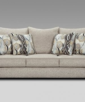 Roundhill Furniture Camero Sofa And Loveseat Set 0 0 300x360