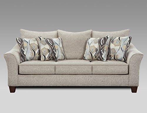 Roundhill Furniture Camero Sofa And Loveseat Set 0 0