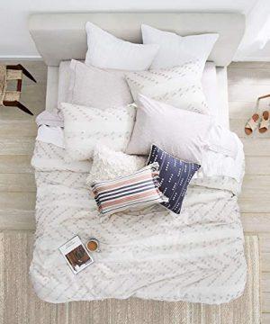 Splendid Home Monterey Comforter Set King Light Taupe 0 3 300x360