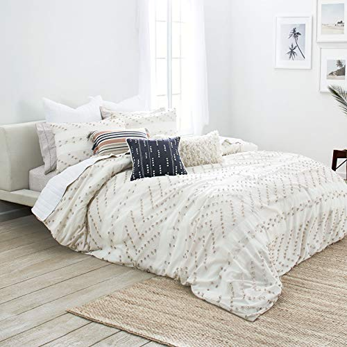 Splendid Home Monterey Comforter Set King Light Taupe 0