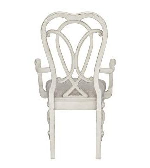 Standard Furniture Giovanni Arm Dining Chair White 0 2 300x334