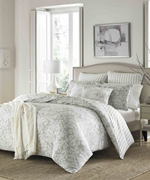 Stone Cottage Comforter Set King Camden Gray 0 300x360