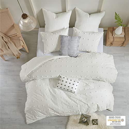Urban Habitat Brooklyn Comforter Set FullQueen88x92 Ivory 0 0