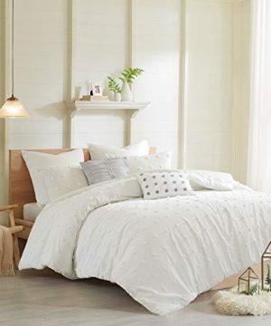 Urban Habitat Brooklyn Comforter Set FullQueen88x92 Ivory 0 1 300x360