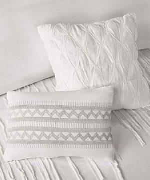 Urban Habitat Paloma Cotton Comforter Set FullQueen Grey 0 2 300x360