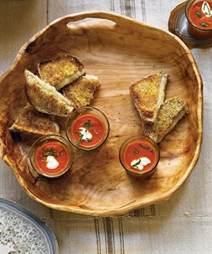 Vivaterra Rustic Root Of The Earth Serving Tray 3 H X 16 Diameter 0 1 300x360