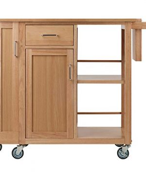 Winsome Douglas Cart Kitchen Natural 0 1 300x360